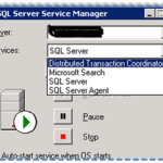 SQL Server Replication – Configure the SQL Server Agent – Part 1 of 4