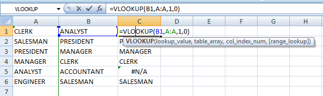 Excel – VLOOKUP Function – Search the data value in large excel ...