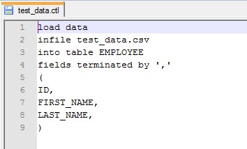 Owb invoking sql*loader from process flow | oracle warehouse.